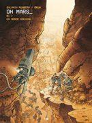 Bande dessinée On Mars, Sylvain Grunberg et Grun, éditions Daniel Maghen