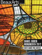 Daniel Buren, Monumenta 2012, Beaux Arts éditions