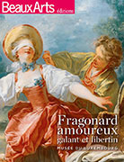 Fragonard amoureux, galant et libertin, Beaux Arts éditions