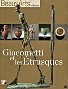 Giacometti et les Etrusques, Beaux Arts éditions