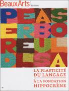 La plasticité du langage, Beaux Arts éditions