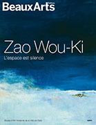 Zao Wou-Ki : l'espace est silence, Beaux Arts éditions