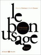 Le Bon Usage, Maurice Grevisse