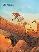 Bande dessinée On Mars 2
