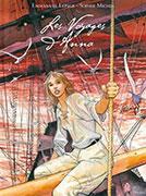 Bande dessinée Les Voyages d'Anna, d'Emmanuel Lepage, éditions Daniel Maghen