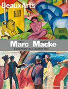 Franz Marc et August Macke : l'aventure du Cavalier bleu