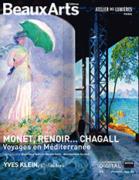 Hors-série Monet, Renoir… Chagall. Voyages en Méditerranée.